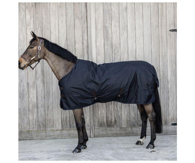 Rènes tissu à poignées Privile Equitation