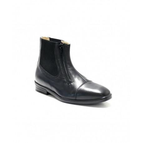 Boots en cuir pour l'équitation